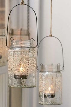 Plum & Bow Lace Candle Holder - Urban Outfitters