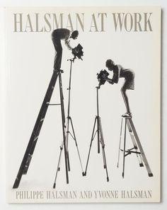 Halsman at Work | Philippe and Yvonne Halsman