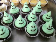 Oogie Boogies!!!  Mighty bites cupcakes -Ventura, CA www.mightybites.vpweb.com