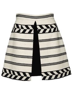 DAYSI A-LINE SKIRT by Alice + Olivia