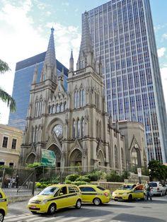 Rio de Janeiro's Presbyterian Cathedral by Felipe_Borges, via Flickr