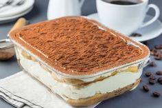 Classic Tiramisu - a Classic Italian Dessert Recipe Strawberry Shortcake Ice Cream, Strawberry Cookies, My Recipes, Cake Recipes, Dessert Recipes, Favorite Recipes, Tiramisu Dessert, Canned Blueberries, Vegan Scones