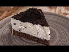 Θα τη φτιάξετε σε μόλις 10'! Η πιο εύκολη Τούρτα με Oreo - No Bake Oreo Cheesecake - YouTube
