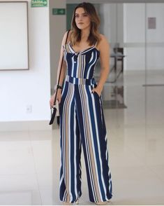 Stripes Fashion Simple Dresses Dresses For Teens African Dress Fashion Pants Party Dresses Uk Prom Dresses Dress Pants Coat Dress Forever 21 Outfits, Designer Party Dresses, Party Dresses Online, Daily Fashion, Classy Outfits, Casual Outfits, Fashion Pants, Fashion Outfits, Frack