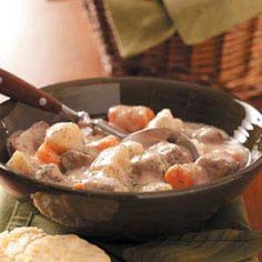 Irish Lamb Stew Recipe from Taste of Home