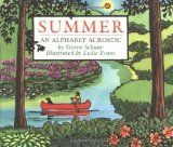 Books that Celebrate the Joy of Summertime along with ideas/questions that promote parent/child sharing time.