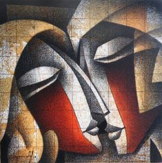 Action Painting, Painting & Drawing, Indian Art Paintings, Modern Art Paintings, Cubism Art, Figurative Art, Art Drawings, Abstract Art, Illustration Art
