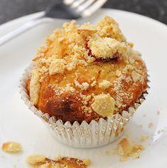 Strawberry Crunch Muffins