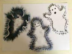 Hodina duchů Snoopy, Teddy Bear, Halloween, Animals, Fictional Characters, Art, Art Background, Animales, Animaux