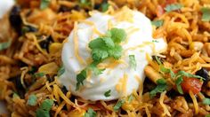 Easy Chicken Enchilada Rice Recipe - Allrecipes.com