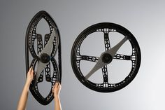 3 | A Remarkable Folding Wheel For Bikes And Wheelchairs | Co.Design: business + innovation + design