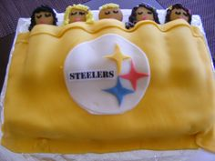 cake for Steelers fans