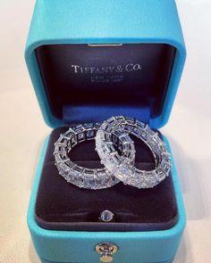 Cushion Cut Diamond Ring, Eternity Ring Diamond, Eternity Bands, Best Engagement Rings, Antique Engagement Rings, Tiffany Engagement, Tiffany Jewelry, Tiffany Rings, Tiffany Wedding Rings