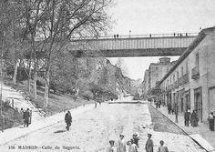 Viaducto hacia 1880