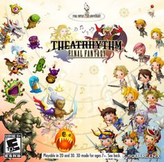 Theatrhythm Final Fantasy (Game) - Giant Bomb