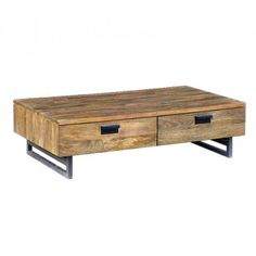 Silk Route Brik Coffee Table
