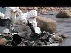 Mittavan öljyonnettomuuden uhka Itämerellä suuri - YouTube