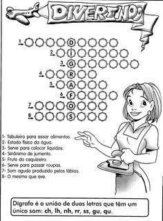 ATIVIDADES ESCOLARES - CRISANDREA: LÍNGUA PORTUGUESA