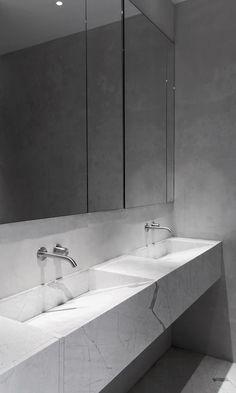 Il Granito for Dieter Vander Velpen Architects   Tribeca Loft