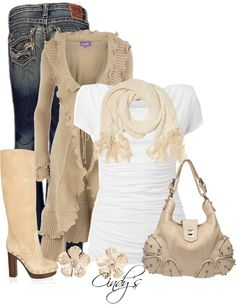 """Girly"" by cindycook10 on Polyvore"