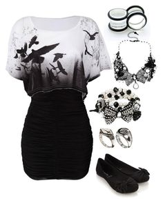 Untitled #1066 by bvb3666 on Polyvore featuring Accessorize, Betsey Johnson and ASOS