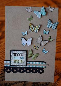 love the butterflies