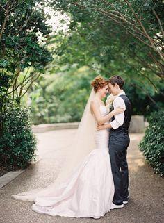 Romantic, Blush, Same Sex Wedding