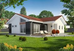 FOR SALE: Three bedroom detached bungalow (New Build) in Northam, Devon for £317,950.