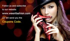 Follow us and subscribe to our website:  www.weenfashion.com ,we will send the Coupons Code.