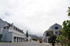 What a quaint, beautiful town. I Am An African, Romantic Road, Find Image, South Africa, Bliss, Road Trip, Mansions, House Styles, Heart