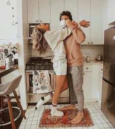 21 Ideas For Apartment Goals Couple Life Photo Couple, Love Couple, Couple Goals, Silly Couple Pictures, Tumblr Couple Pictures, Rich Couple, Happy Pictures, Couple Stuff, Bff Pictures