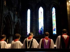 """All Creatures of our God and King""  Choir of St Mary's Episcopal Cathedral, Edinburgh Canticle of the Sun (St Francis of Assisi),  paraphrased by William Henry Draper (1855-1933)"