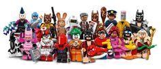 The Lego Batman Movie Minifigure Set Is Magnificent