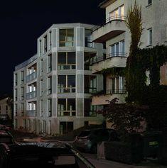 Mathis Kamplade Architekten  Wohnhaus in Oerlikon