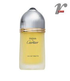 Perfume masculino Pasha, de Cartier