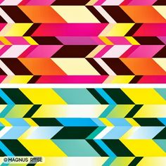 print & pattern: DESIGNER - magnus riise