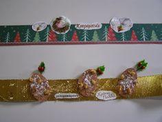 """Νηπίων.....ΕΡΓΑ και ΗΜΕΡΕΣ!!!!: ΘΕΑΤΡΙΚΟ: """"ΧΡΙΣΤΟΥΓΕΝΝΙΑΤΙΚΗ ΑΝΑΚΑΤΩΣΟΥΡΑ"""" Napkin Rings, Drop Earrings, Blog, Christmas, Home Decor, Xmas, Decoration Home, Room Decor, Drop Earring"""