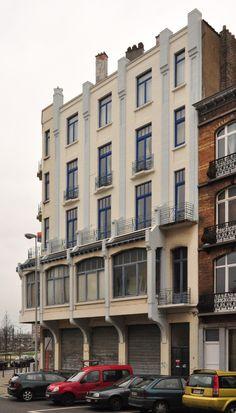 Schaerbeek - Avenue Émile Zola 2 - DIONGRE Joseph