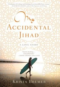 """My Accidental Jihad by Krisra Bremer. """"A bold piece of writing (and thinking) by an incredibly brave woman."""" —Elizabeth Gilbert, author of another Staff Pick, """"Eat, Pray, Love. Books To Read, My Books, Summer Reading Lists, Page Turner, Book Cover Design, Love Book, Great Books, So Little Time, Memoirs"""