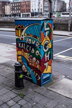 #oconnells #pub #paris #Dublin #StreetArt