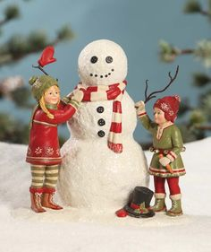 Frosty Fun - Bethany Lowe from The Holiday Barn