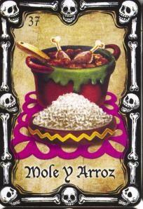 37 - Mole y Arroz