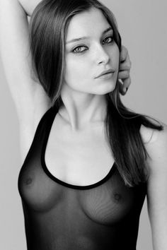 Ann Glazyrina / Anna Raise - Added to Beauty Eternal - A collection of the most beautiful women. Sexy Women, Most Beautiful Eyes, Sheer Beauty, Brunette Beauty, Cool Eyes, Photos, Celebs, Skinny Fit, White Photography