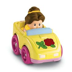 Shop for Little People® Wheelies™ Disney Belle and buy something new for your little one to explore. Find the perfect Little People toddler toys right here at Fisher-Price.