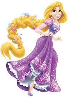 DisneyPrincessOriginal - Rapunzel by BeautifPrincessBelle