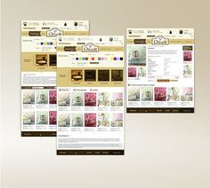 Online store for wallpaper. Ecommerce OpenCart,Web Programming,Web design,User interface design,PHP,AJAX,CSS,HTML,JavaScript,jQuery Online shop wallpaper. Unique design. Filter selection of goods on the main page. The control system Opencart.  #webdesign #web #digital #store #shop