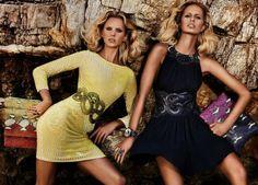 New Roberto Cavalli Resort 2013 Ad Campaign