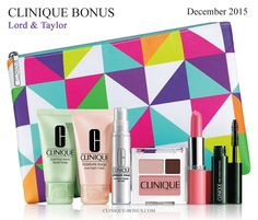 Pinks or Violets? Choose your color at Lord & Taylor. http://clinique-bonus.com/other-us-stores/#lordtaylor this is the last Clinique bonus in this year!