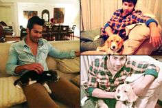 20 Super-Cute Pictures Of Bollywood Celebs With Their Pets That Would Make You Go Aww - PeppyStory