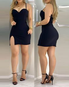 Casual Dresses Plus Size, Sexy Dresses, Mini Dresses, Prarie Dress, Look Body, Chic Type, Sexy Legs And Heels, Online Dress Shopping, Dress Online